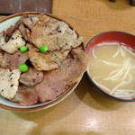炭焼き豚丼 和とん - 豚丼 6枚