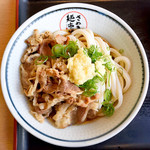 さぬき麺市場 郷東店 - 肉ぶっかけ冷