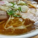 らーめん一平 - 塩梅濃い目のスープ