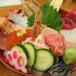 ひら井 - 近江町海鮮丼