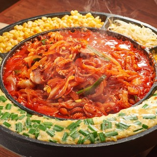 【本場韓国で大人気のチュクミ】がとても旨い♫ぜひご予約下さい