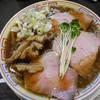 サバ6製麺所 - 料理写真:サバ醤油そば寿司セット1000円