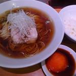 71672457 - 朝らー定食(米朝)