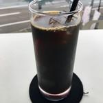 ちょこっと カフェ - ランチセットのアイスコーヒー