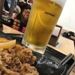 吉野家 - 牛皿(並)×ドリンク(1杯)