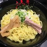 東京油組総本店 - 料理写真:油そば(大盛)750円