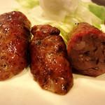 bistro あわ - 羊肉ソーセージ