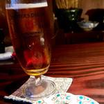 野口太郎 - まずはビール‼︎