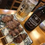 居酒屋若大将 - 東京で呑んでる感満載なワンショット