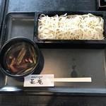 長庵 - 料理写真:更科若鶏、950円です。