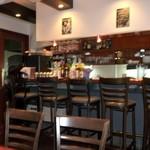カフェ サロン グロリー - 店内