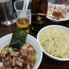 中華料理 天王 - 料理写真:肉入りつけ麺2017.8.6