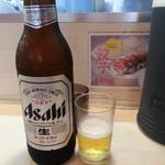 宝華 - ビール(大瓶)2017.8.16