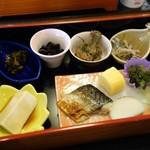 津山鶴山ホテル - 和食の朝食