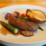ヴィチーノ - 豚肉自家製サルシッチャ