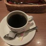 レストラン ベレール - ホットコーヒー