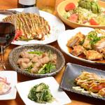 創作鉄板料理とワインを楽しむ店 ~渋谷 居酒屋 花花~ - 宴会コース