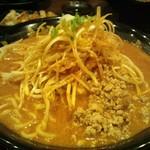 Marukinhompo - 辛ねぎ味噌ラーメン