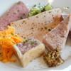 里山きさら - 料理写真:3000円メイン付きフルコース シャルキュトリー盛