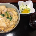 登喜川 - 親子丼