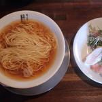 麺's食堂 粋蓮 - 別皿でトッピング