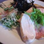 麺's食堂 粋蓮 - トッピング