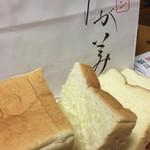 乃が美 - まさに高級生食パンと呼ばれる所以が分かるこの食感・風味♬
