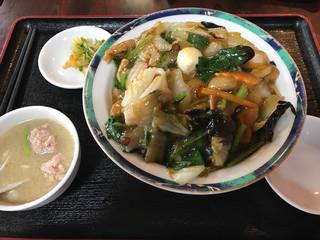 中国料理 金春新館