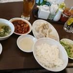 71687620 - 水餃子定食