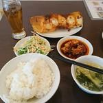 71687622 - 焼餃子定食