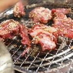 北海道ジンギスカン ちょちょ園 - 焼くべし焼くべし‼︎