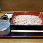 そば処 大和 - 料理写真:日替わりの更科そば
