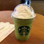 スターバックス・コーヒー - ドリンク写真:☆抹茶フラペチーノ☆