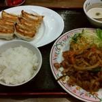 71689890 - 焼肉定食