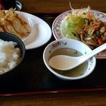 71689892 - 焼肉定食