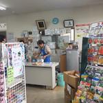 宮野目特産物直売所 案山子 - 2017年8月。