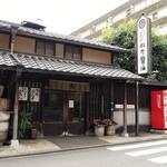 松野醤油 - お店の外観!!(^O^)/