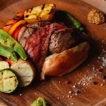 炭焼き&ワイン ドリフト - 今夜のディナーは牛にする⁉