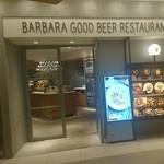 BARBARA GOOD BEER RESTAURANT -
