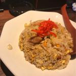 麺や 彰貴 - 半チャーハン