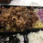 乃ざ喜 - 肉アップ