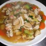 中華料理 普門 - 野菜たっぷり!中華の定番八宝菜