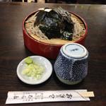 むら田そばや - 料理写真:ざる蕎麦大盛り