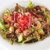 アボカドとエビのピリ辛サラダ