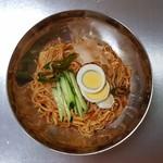 中華料理 普門 - ビビン麺!手作りオリジナルソースで食べる!絶品です