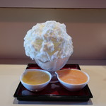 71695121 - ばんかんミルク+生メロン