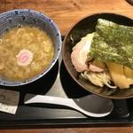 舎鈴 - 2017.08 つけめん 630円