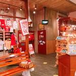 ババ・ガンプ・シュリンプ - 店入り口