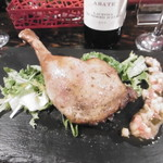 Cerdo y pato - コンフィ