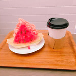 71695940 - What-a-Melon&Americano/Hot